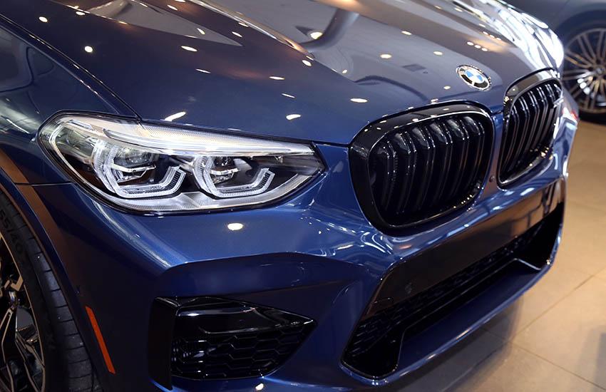 BMW Certified Collision Repair