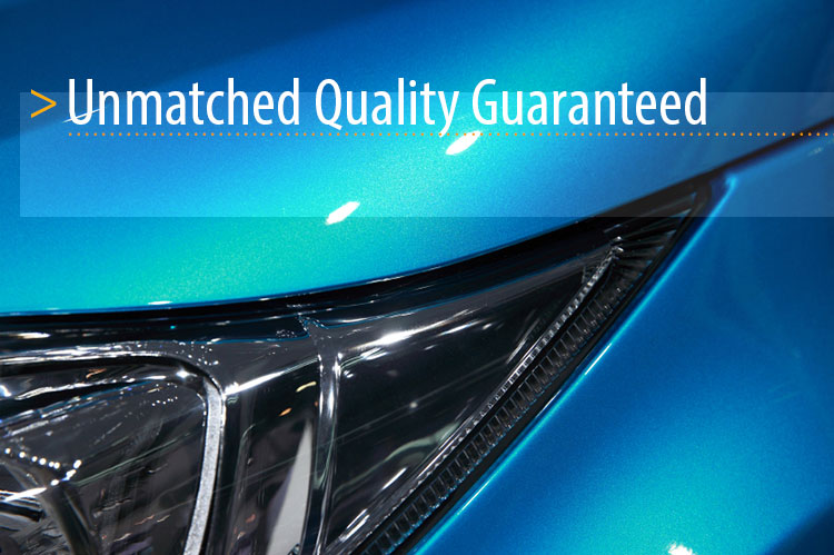 Unmatched quality workmanship guaranteed